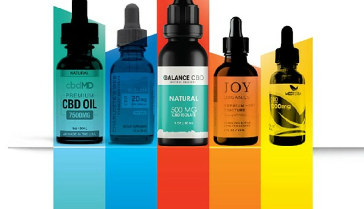 A List of the Best CBD Oil Business in 2020