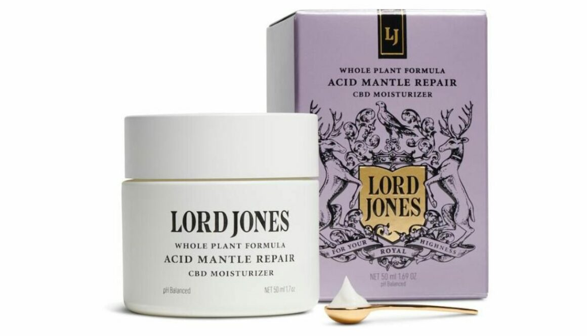 Lord Jones' First-Ever Face Product Is A Miracle Employee In A Jar