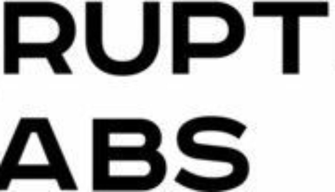 Disruption Labs' Formal Seed Round Over-Subscribed