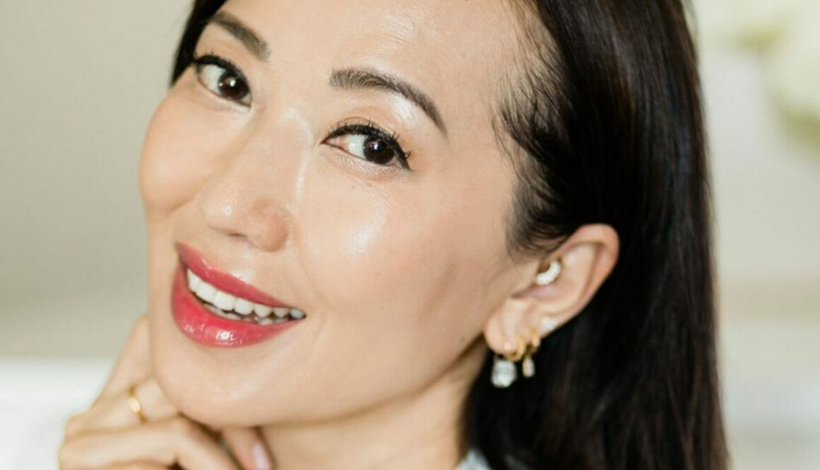 How This Longtime Fashion Blogger Gets Her Skin So Good