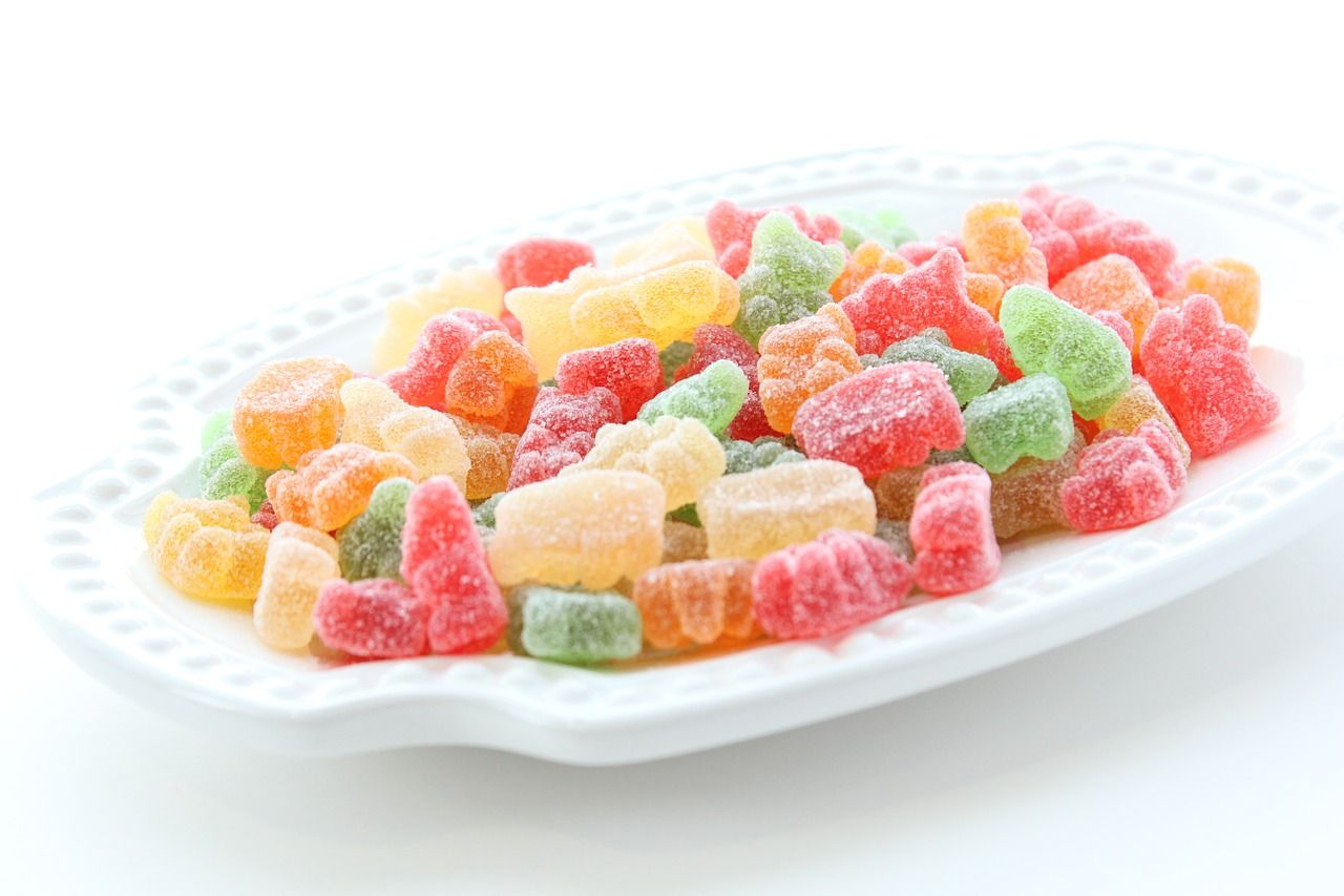 CBD Gummies UK: The 5 Best CBD Gummies in 2020