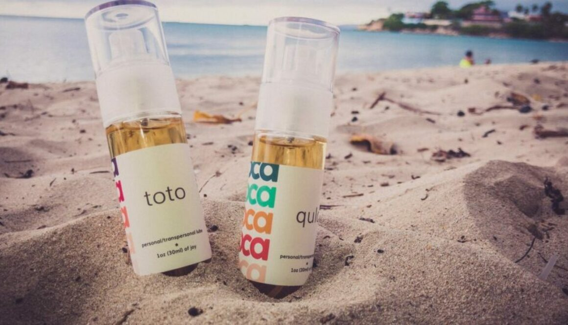 TOCA's TOTO and QULO lubes changed my mind about CBD lube